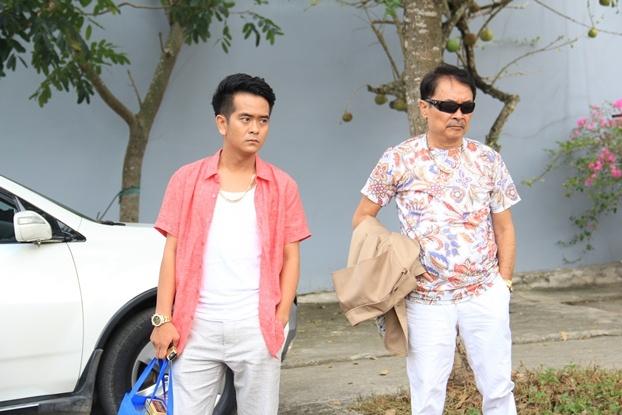 Be An 'Dat phuong Nam' nghien ngap trong phim hinh su hinh anh 2