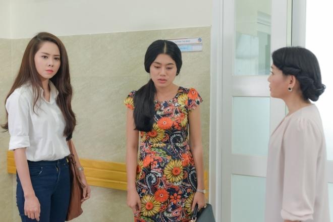 Tuong Vi lam on mac oan trong phim moi hinh anh 1