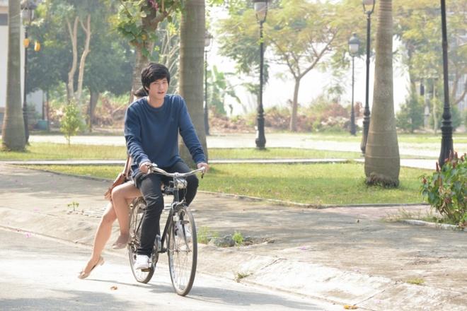 Tuong Vi lam on mac oan trong phim moi hinh anh 7