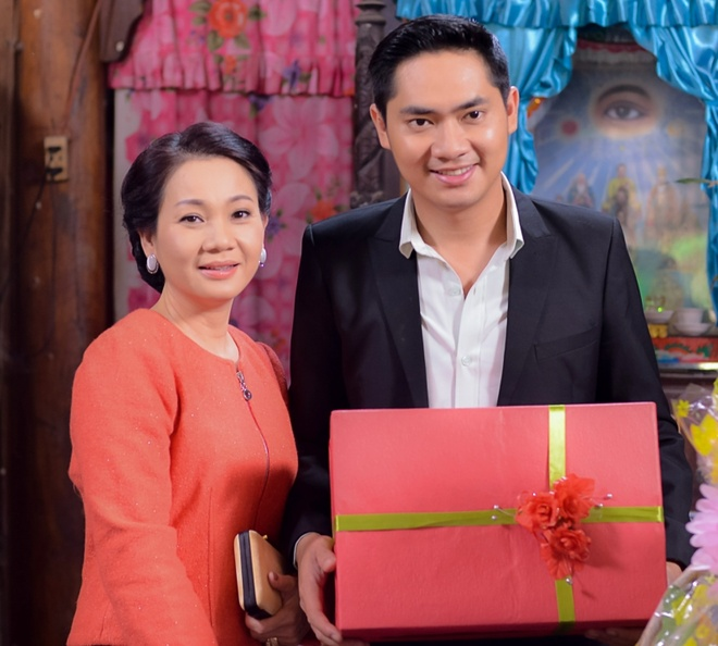 Tuong Vi lam on mac oan trong phim moi hinh anh 8