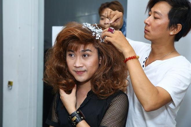 Don Nguyen tiep tuc gia gai trong Cuoi xuyen Viet hinh anh 1
