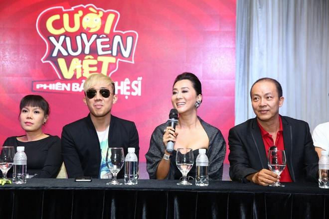 MC Ky Duyen dung lam giam khao 'Cuoi xuyen Viet' hinh anh 2