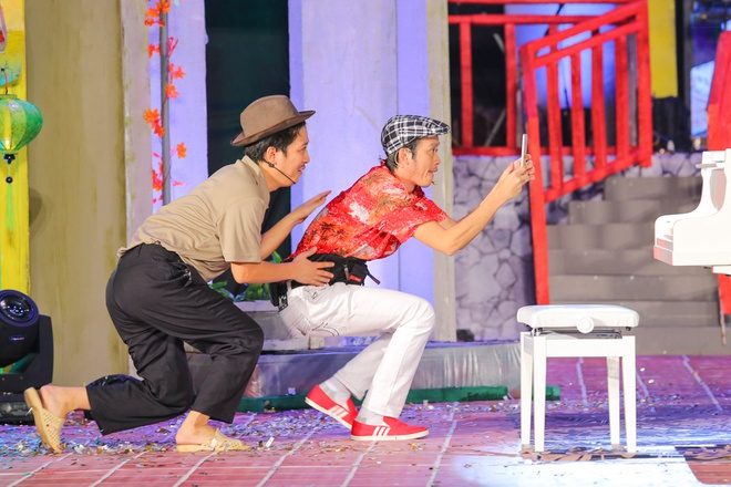 Khoc cuoi cung Truong Giang trong live show hinh anh