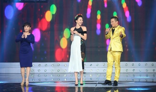 Toc Tien thay MC Nguyen Cao Ky Duyen lam giam khao hinh anh 4