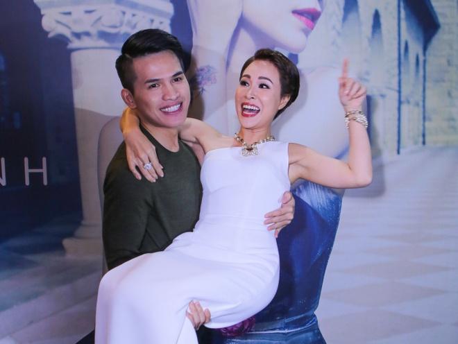 Quoc Thien: 'Khong so lep ve Uyen Linh' hinh anh