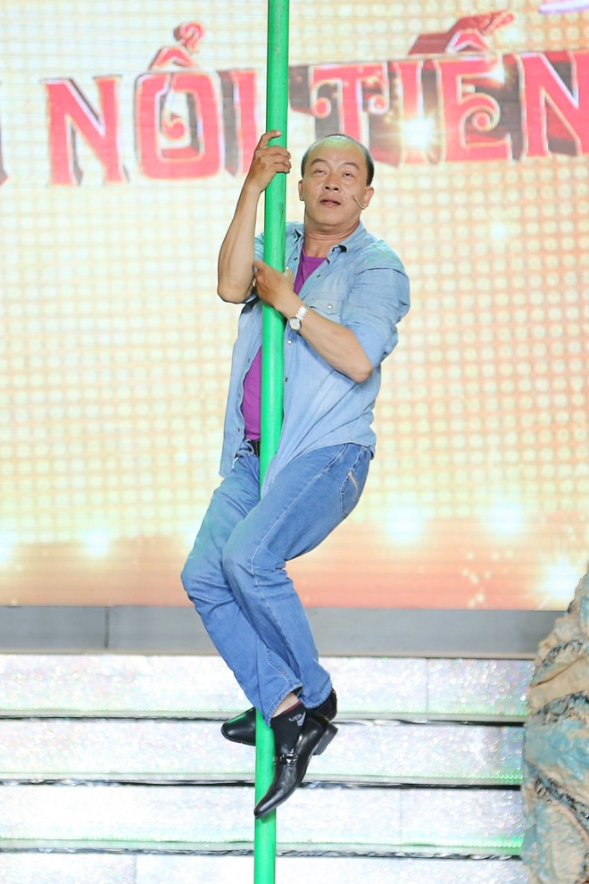 Tran Thanh tro tai ao thuat khien Viet Huong bien mat hinh anh 9