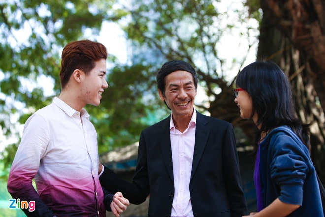NSND Bui Bai Binh: 'Khong buon vi ngoi nha 30 m2' hinh anh 3