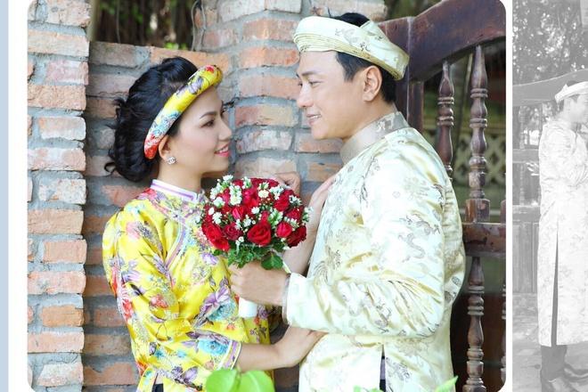 Dien vien Hoang Phuc: 'Vo sap cuoi cho toi cam giac am ap' hinh anh 1