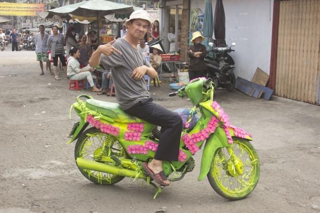 Phan Nhu Thao bat chap de yeu Quoc Truong trong phim moi hinh anh 6