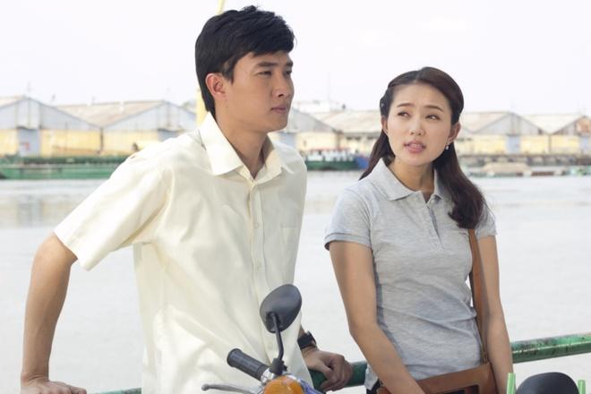 Phan Nhu Thao bat chap de yeu Quoc Truong trong phim moi hinh anh 2
