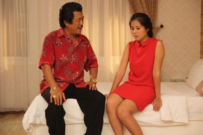 Phan Nhu Thao bat chap de yeu Quoc Truong trong phim moi hinh anh 5