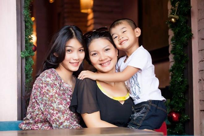 Con gai Kieu Trinh: 'Toi thuong me hon khi dong canh nong' hinh anh 2