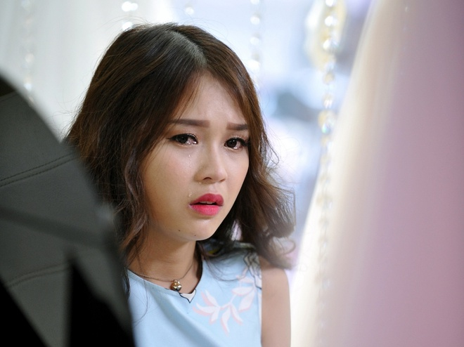 Hot girl Sam - Kelly cung yeu Harry Lu trong phim moi hinh anh