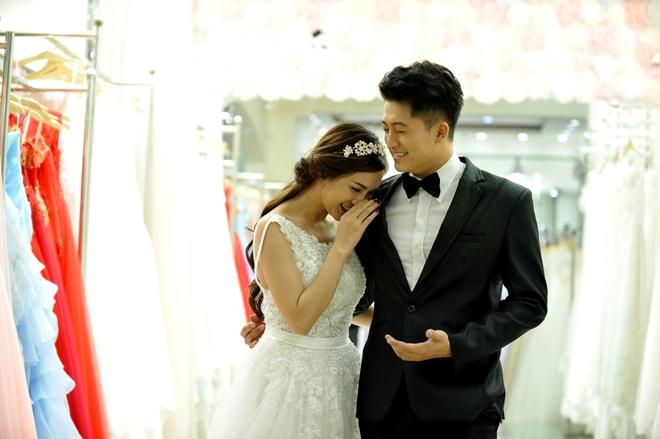 Hot girl Sam - Kelly cung yeu Harry Lu trong phim moi hinh anh 4