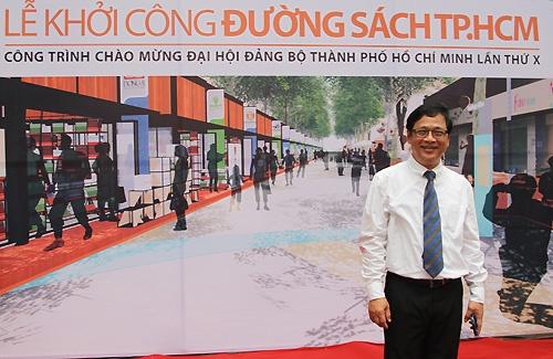 Duong sach TP HCM hoan thanh vao dau thang 1/2016 hinh anh