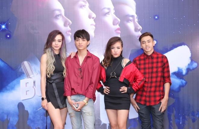 Phuong Uyen - Thieu Bao Trang du ra mat phim ca nhac hinh anh 9