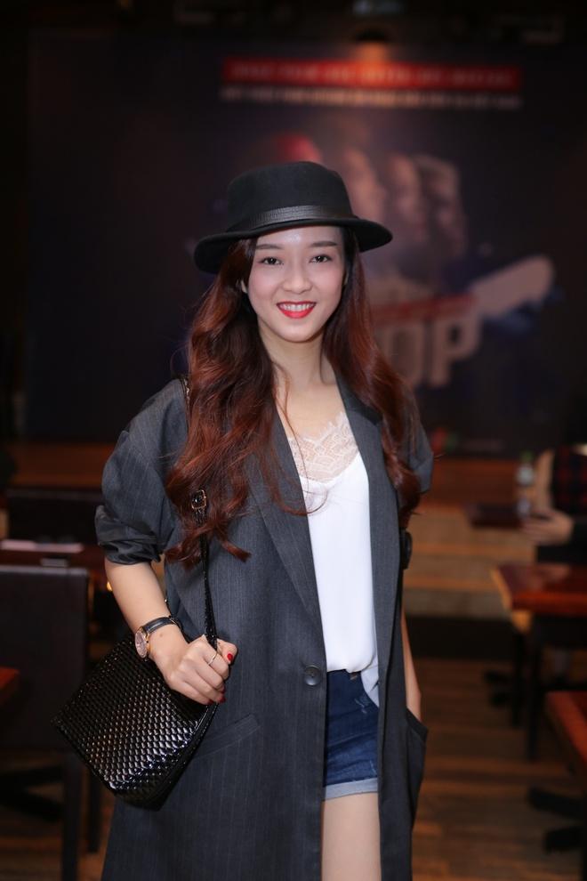 Phuong Uyen - Thieu Bao Trang du ra mat phim ca nhac hinh anh 6