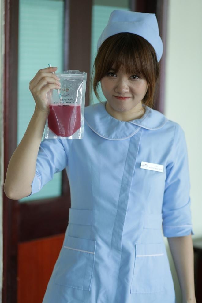 Tran Thanh - Hari Won tiep tuc ket hop trong phim moi hinh anh 7