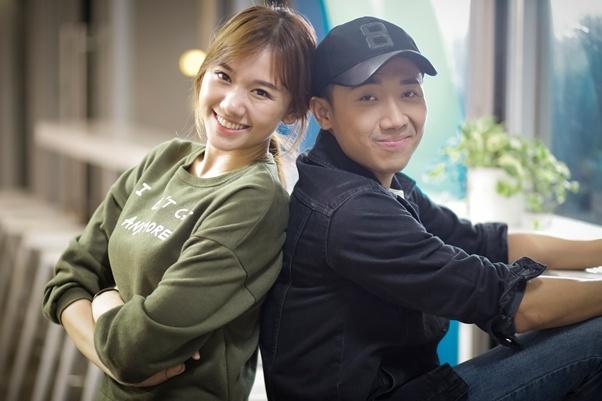 Tran Thanh - Hari Won tiep tuc ket hop trong phim moi hinh anh 2