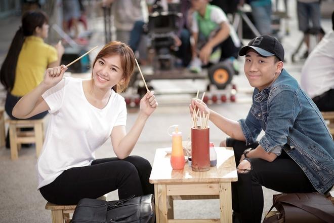 Tran Thanh - Hari Won tiep tuc ket hop trong phim moi hinh anh 4