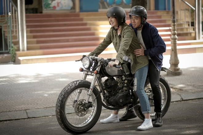 Tran Thanh - Hari Won tiep tuc ket hop trong phim moi hinh anh 5