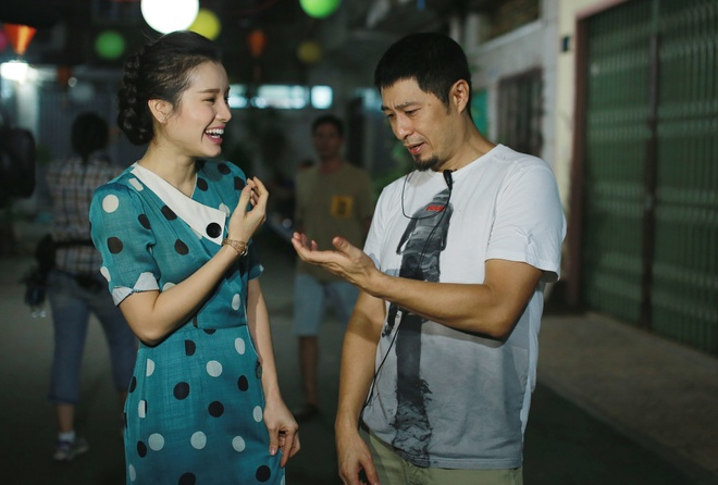 Johnny Tri Nguyen hen ho voi Phuong Trinh Jolie trong phim hinh anh 6