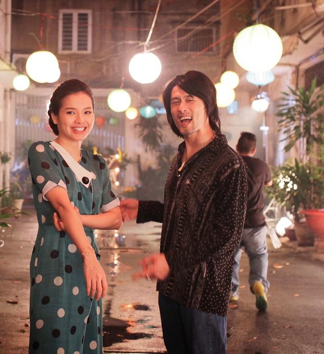 Johnny Tri Nguyen hen ho voi Phuong Trinh Jolie trong phim hinh anh 1