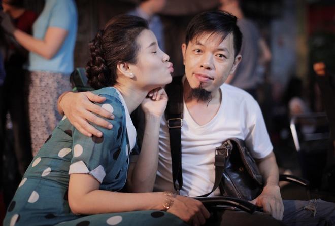Johnny Tri Nguyen hen ho voi Phuong Trinh Jolie trong phim hinh anh 8