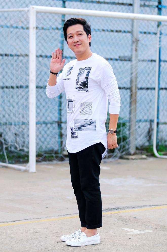 Truong Giang: 'Toi yeu ban gai hon ban than minh' hinh anh 1