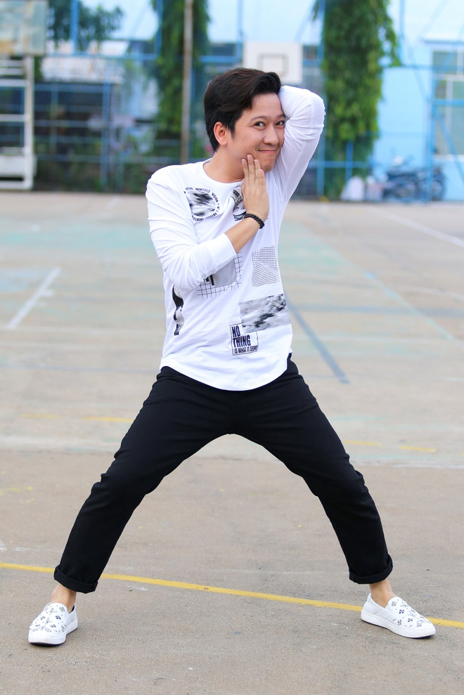 Truong Giang: 'Toi yeu ban gai hon ban than minh' hinh anh 2