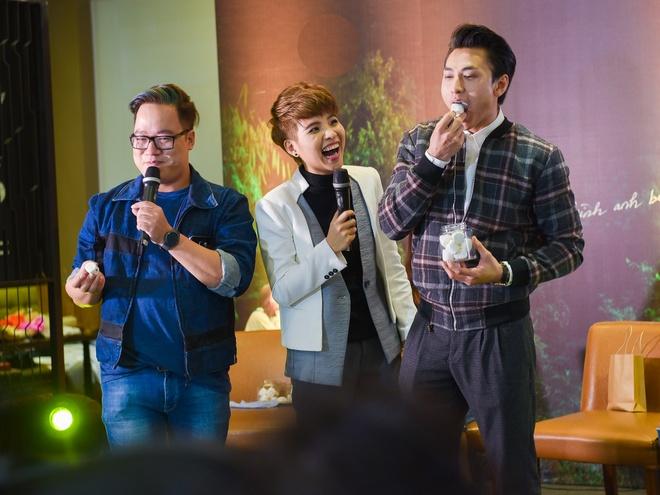 MC Thuy Minh be con trai den chuc mung Vu Cat Tuong hinh anh 10