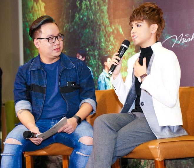 MC Thuy Minh be con trai den chuc mung Vu Cat Tuong hinh anh 5