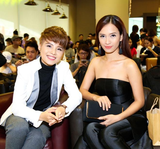 MC Thuy Minh be con trai den chuc mung Vu Cat Tuong hinh anh 9