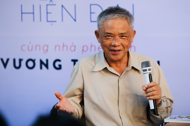 Nha nghien cuu Vuong Tri Nhan noi ve tat xau cua nguoi Viet hinh anh