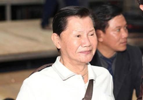 Dam Vinh Hung, Cam Ly tiec thuong ong bau Duy Ngoc hinh anh