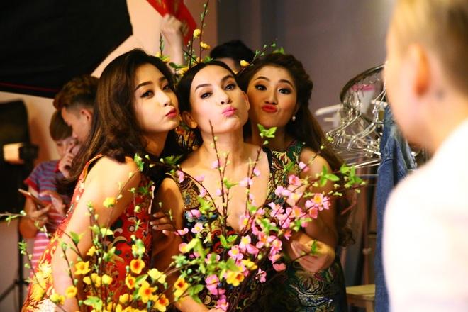 Phi Nhung don xuan cung top 3 Solo cung Bolero hinh anh 5