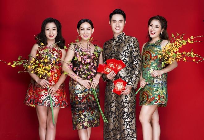 Phi Nhung don xuan cung top 3 Solo cung Bolero hinh anh 4