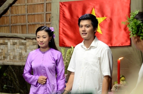 Phim ve co Thu tuong Vo Van Kiet len song mung 1 Tet hinh anh