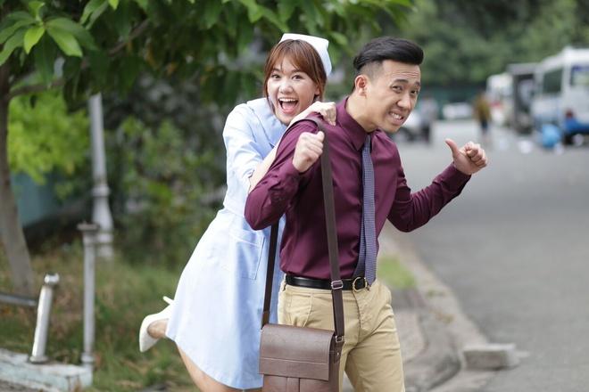 Hari Won: 'Tinh cam voi Tran Thanh khong phai chieu tro PR' hinh anh 1
