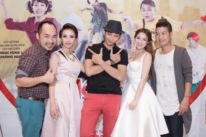 Thuy Top - Khuong Ngoc ban quang ba phim can Tet hinh anh 6