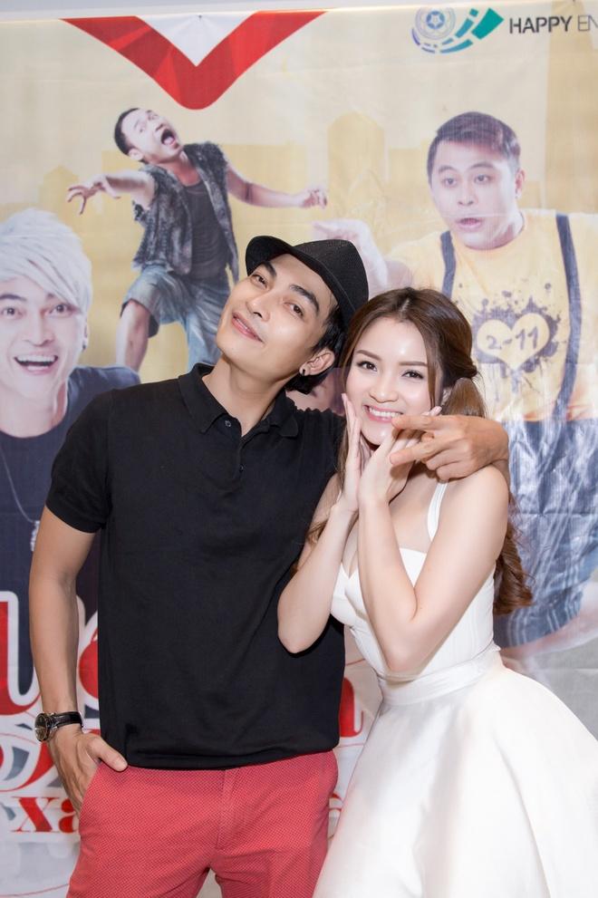 Thuy Top - Khuong Ngoc ban quang ba phim can Tet hinh anh 3