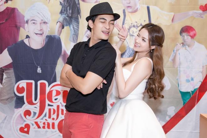 Thuy Top - Khuong Ngoc ban quang ba phim can Tet hinh anh 2