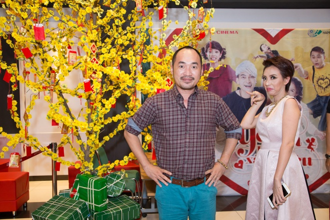 Thuy Top - Khuong Ngoc ban quang ba phim can Tet hinh anh 5