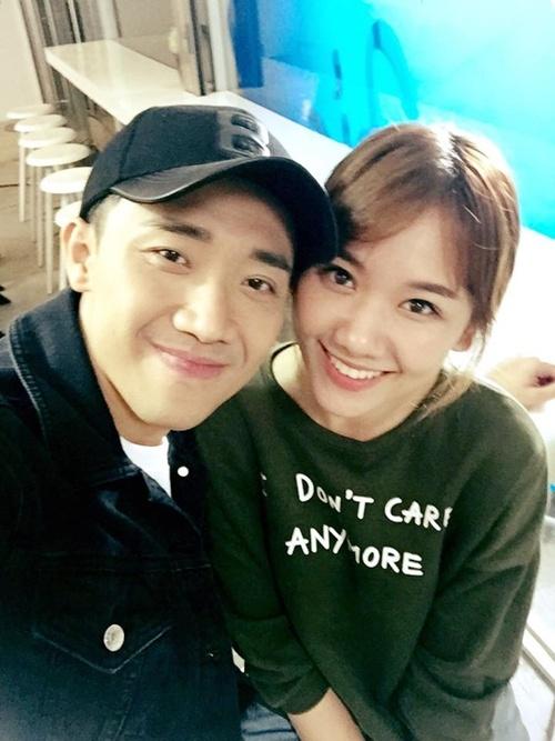 Hari Won: 'Tinh cam voi Tran Thanh khong phai chieu tro PR' hinh anh 2