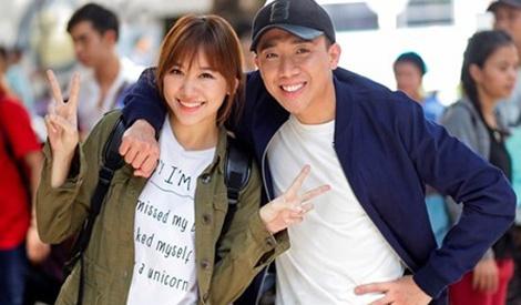 Hari Won: 'Tinh cam voi Tran Thanh khong phai chieu tro PR' hinh anh