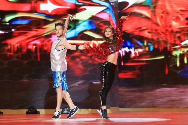 Lam Chi Khanh ke ve cuoc doi trong chuong trinh Vip dance hinh anh 2