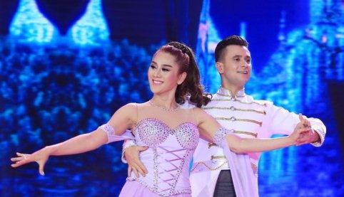 Lam Chi Khanh ke ve cuoc doi trong chuong trinh Vip dance hinh anh
