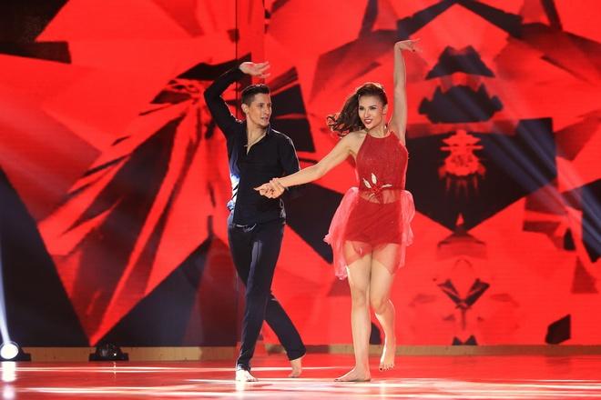 Lam Chi Khanh ke ve cuoc doi trong chuong trinh Vip dance hinh anh 5