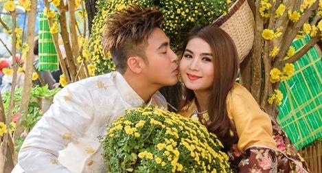 Kha Ly - Thanh Duy: 2 nam yeu nhau, tau duoc nha va xe hoi hinh anh