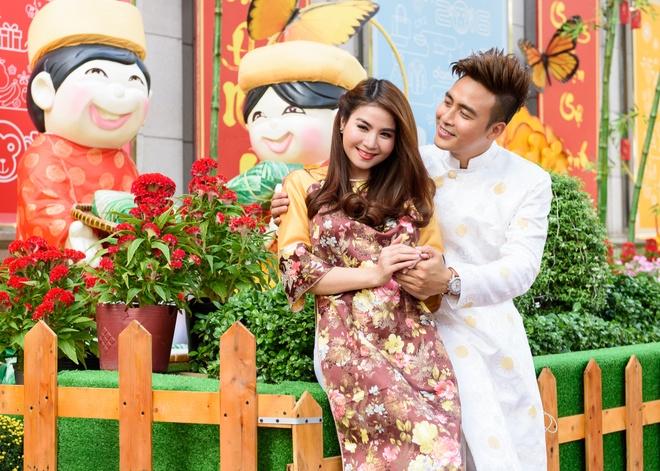 Kha Ly - Thanh Duy: 2 nam yeu nhau, tau duoc nha va xe hoi hinh anh 2